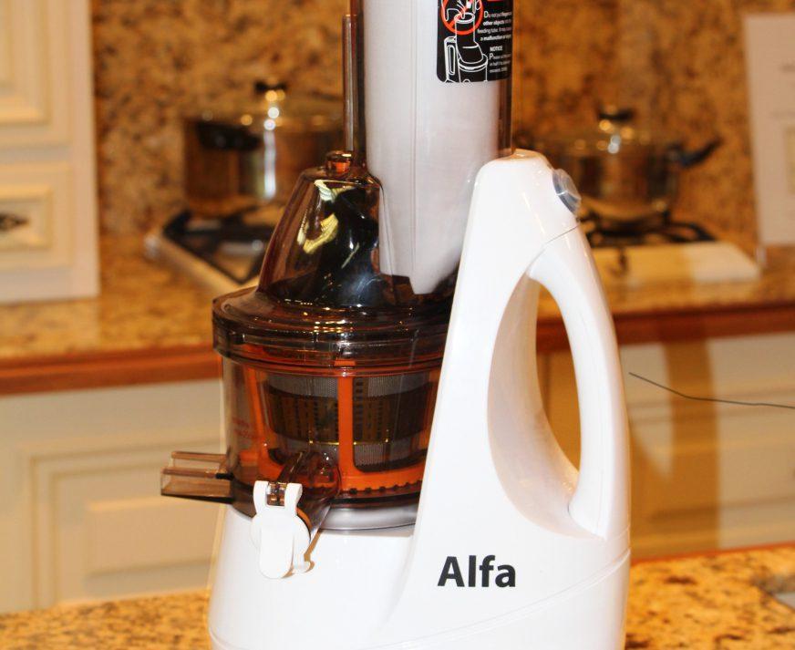 Wyciskarka Alfa 3G