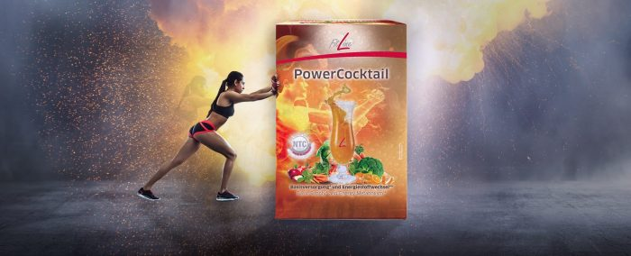 power-cocktail fitline Pm international