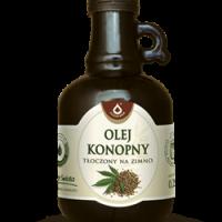 Olej konopny 250 ml Oleofarm