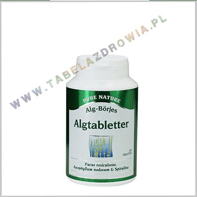 Algtabletter-100 tabletek