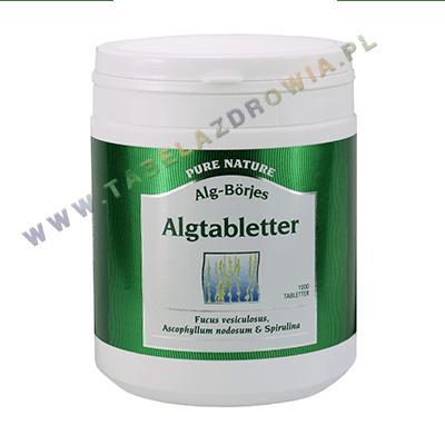 Algtabletter-1000 tabletek