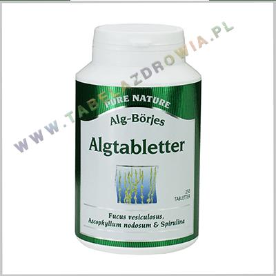 Algtabletter-250