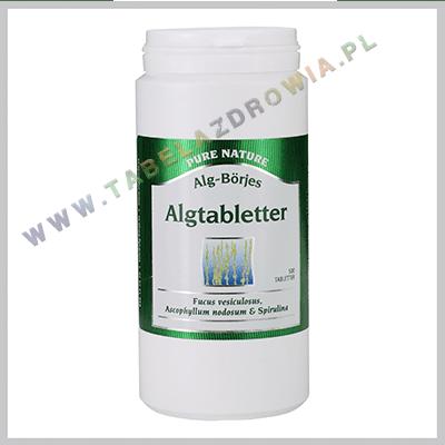 Algtabletter-500 tabletek