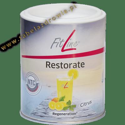 Restorate -odwakszanie