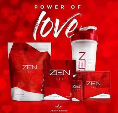 Zen projekt love