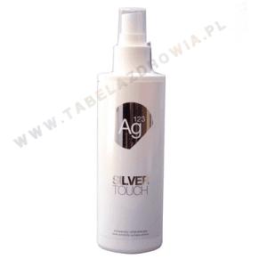 ag123 - srebro monojnowe - tonik do twarzy