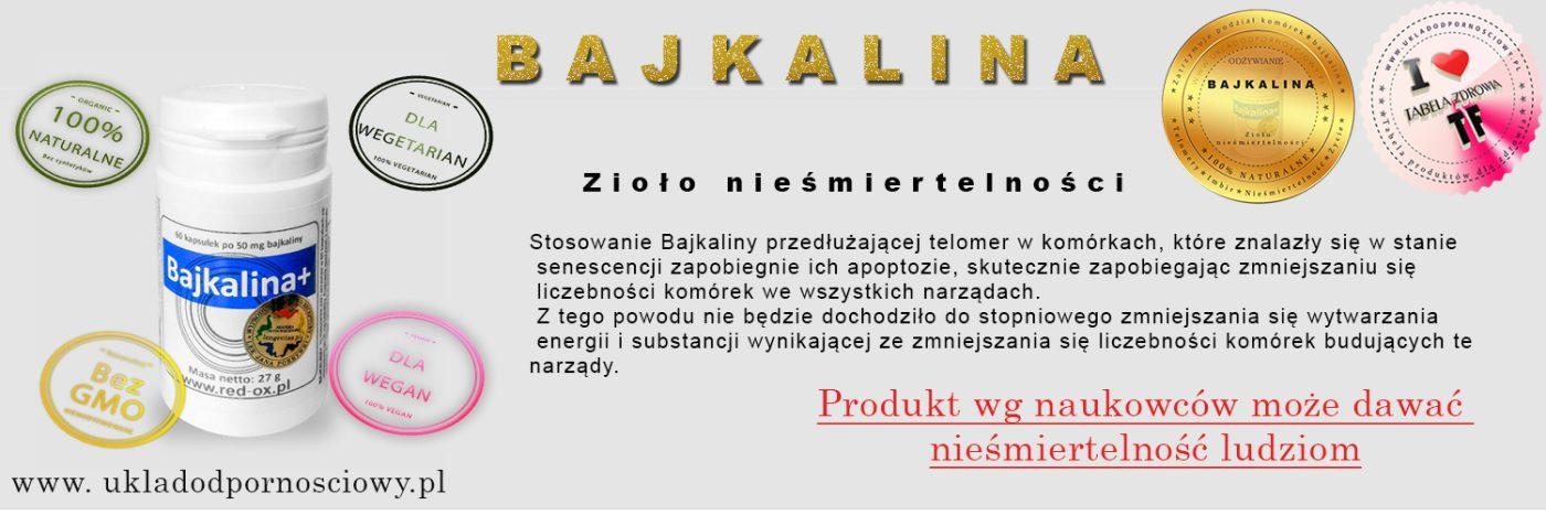 Bajkalina-zioło