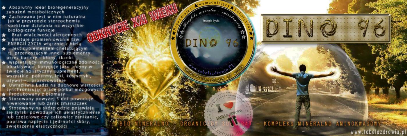 dino-96 - energia życia
