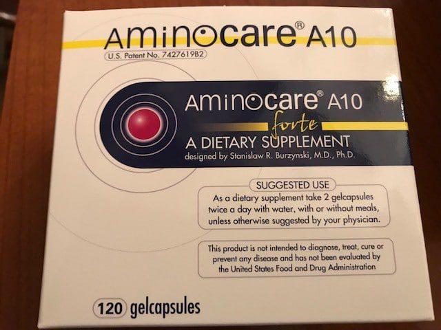 Aminocare A10 Forte przód