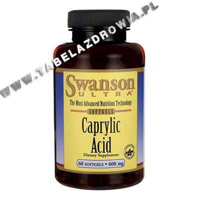kwas kaprylowy
