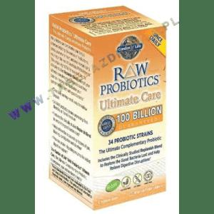 Raw_Probiotics 34 szczepy bakterii