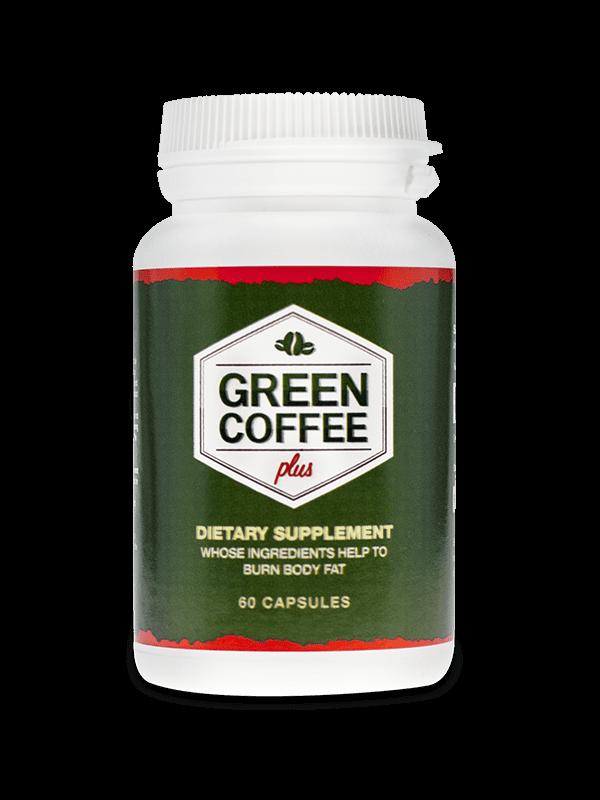 Green Caffee - Zielona kawa