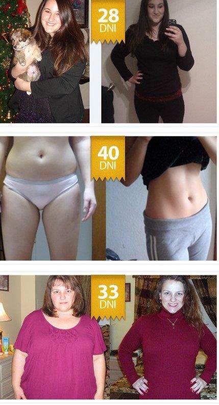 przed i po odchudzaniu