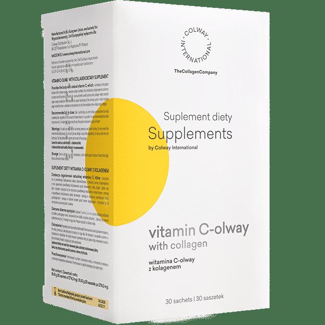 witamina z kolagenem colway