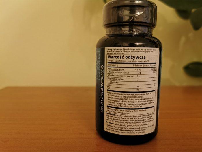 Core Care - omega 1,3,4,5,6,7,9,11