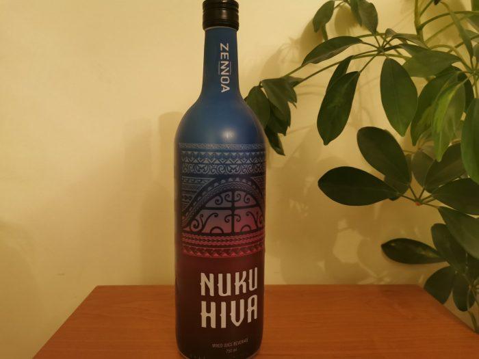 Nuku Hiva butelka