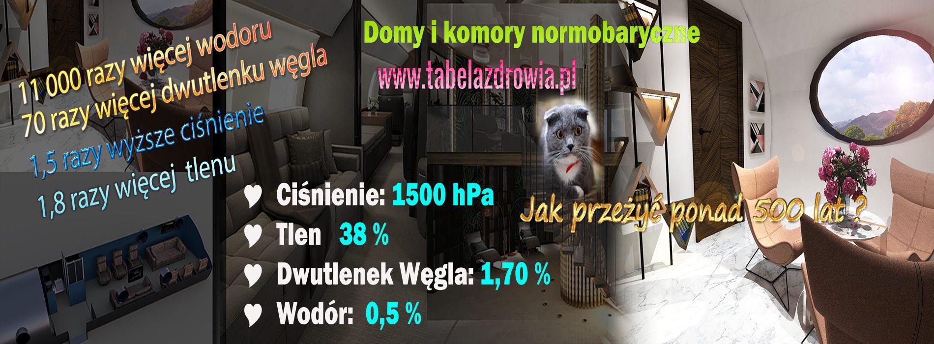 komory normobaryczne
