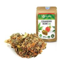 Susz Konopny 100% Strawberry Skunk 1g Kwiaty CBD