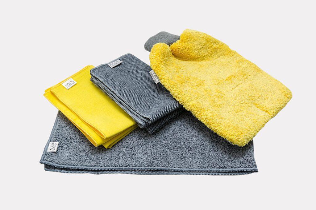 Aqua Magic - ręcznik do mycia auta z nanowłókien