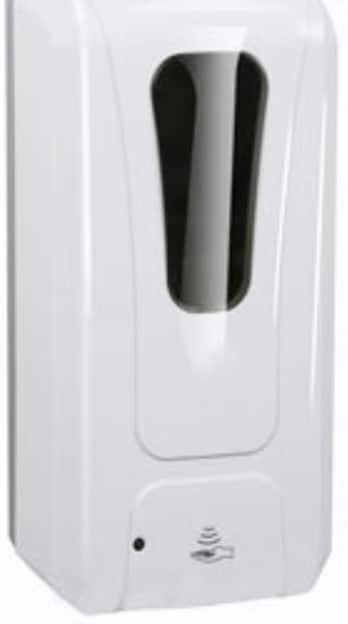 Dozownik płynu do dezynfekcji bezdotykowy automat3