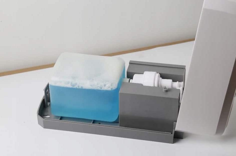 Dozownik płynu do dezynfekcji bezdotykowy automat54