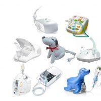 Filtry powietrza do inhalatorów