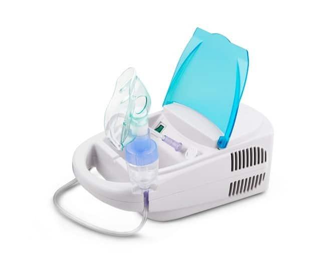 inhalator kopresowy