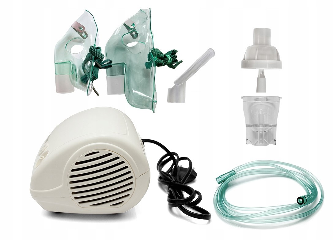 Inhalator maski