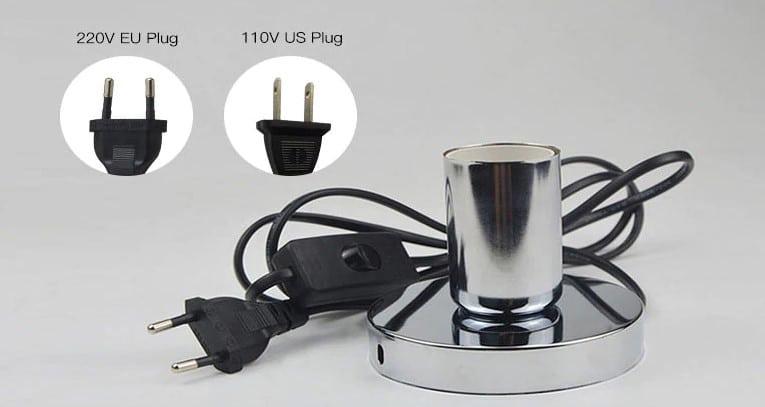 Lampy UV rozmiary2