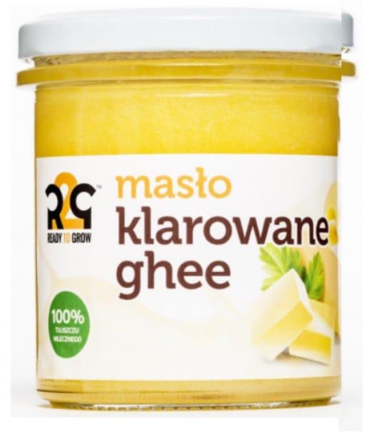 masło klarowane ghee