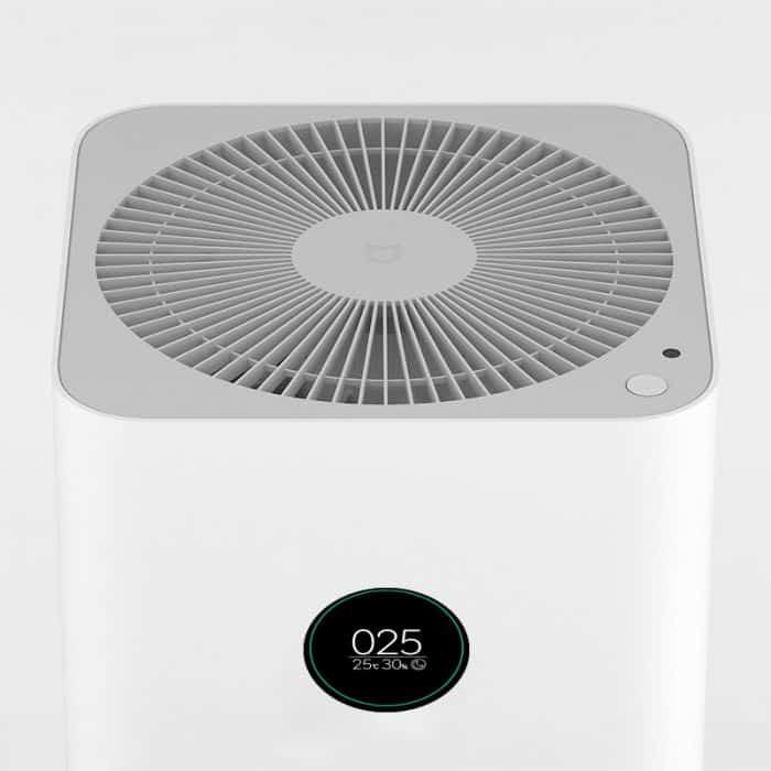 mi-air-purifier-pro oczyszczacz poweitrzy z kontrolą przez aplikację