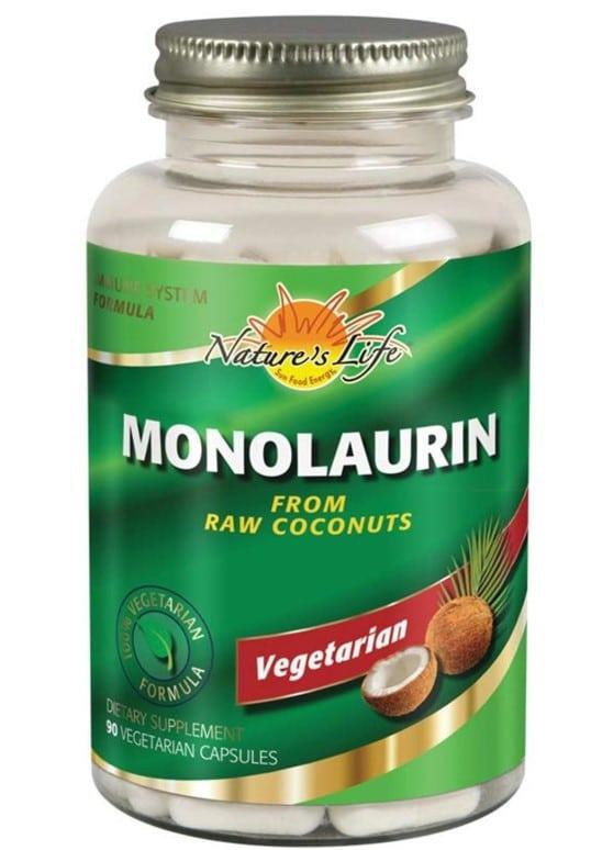 Mnolaurin - monolauryna