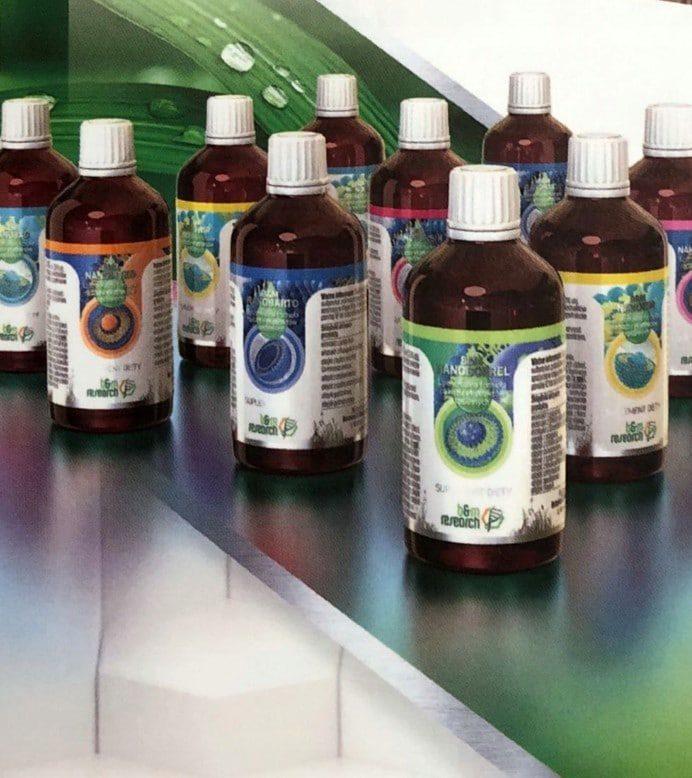 NANOWIR formuła ziołowa Eliminowanie Wirusów1