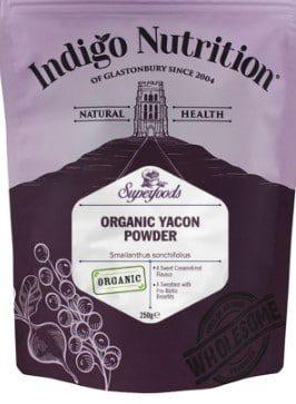 Organic Yacon Powder Indigo