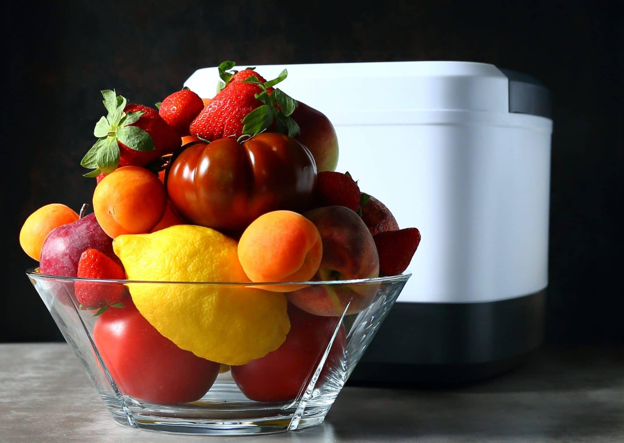 Ozonator czyści warzywa i owoce