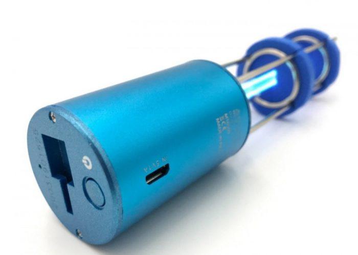 Sterylizacja Lampą UV i ozonem - zabijanie bakterii i wirusów