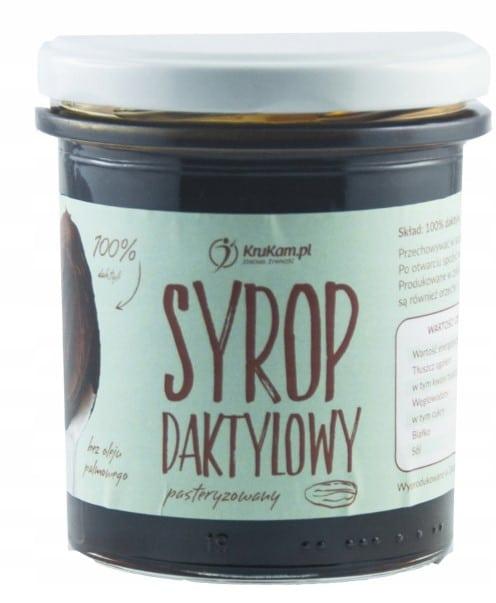 Syrop daktylowy 450g (300ml)