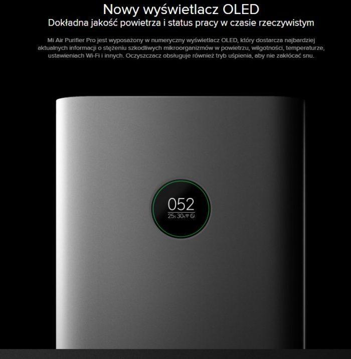 Xiaomi oczyszczacz - Dokładna jakość powietrza - pomiar ze smartfona