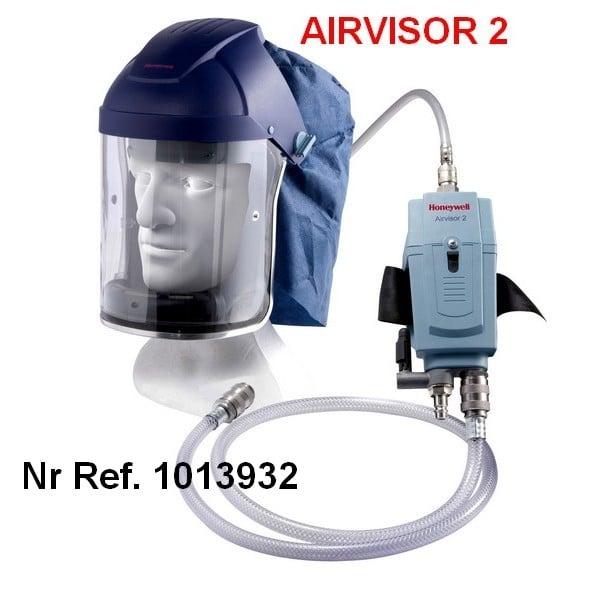 AIRVISOR 2 - system doprowadzania powietrza