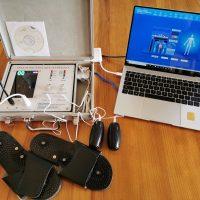 Kwantowy Analizator Bio Rezonansu Magnetycznego Quantum Resonance Magnetic Analyzer Therapy