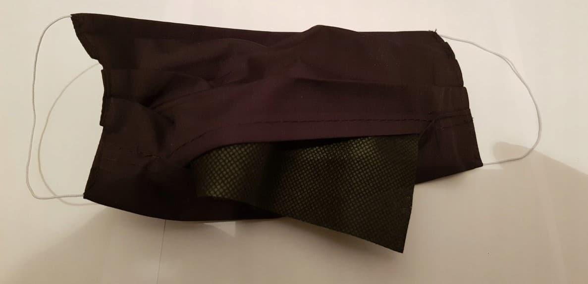 Maska maseczka bawełniana z kieszonką3