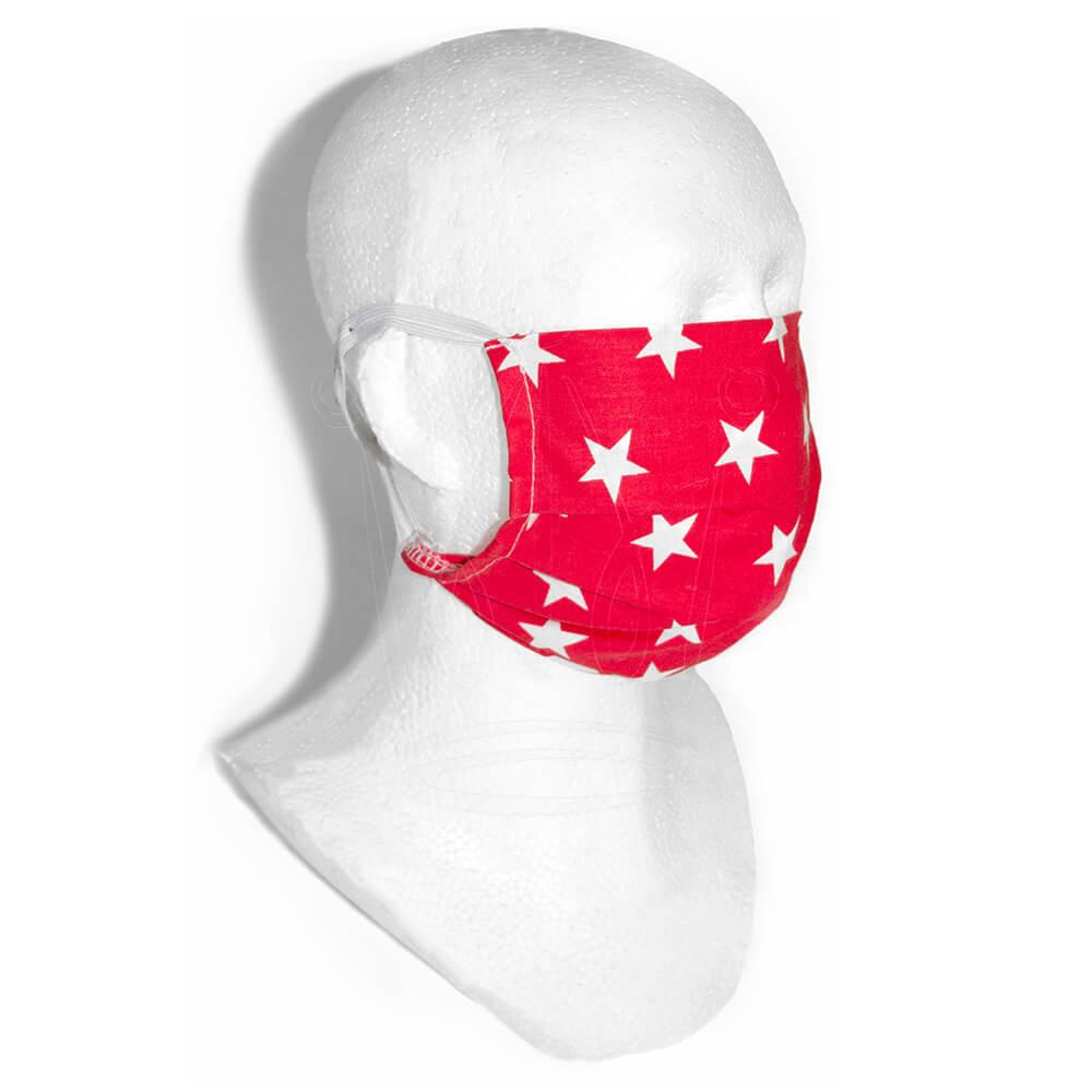 Maska ochronna WIELORAZOWA Maseczka Bawełniana Higieniczna KOLORY