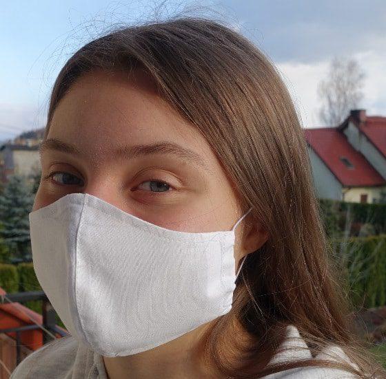 Maska Trójwarstwowa