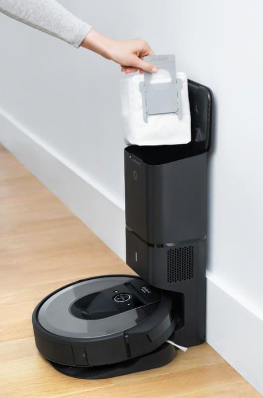 Robot Roomba najnowsza technologia