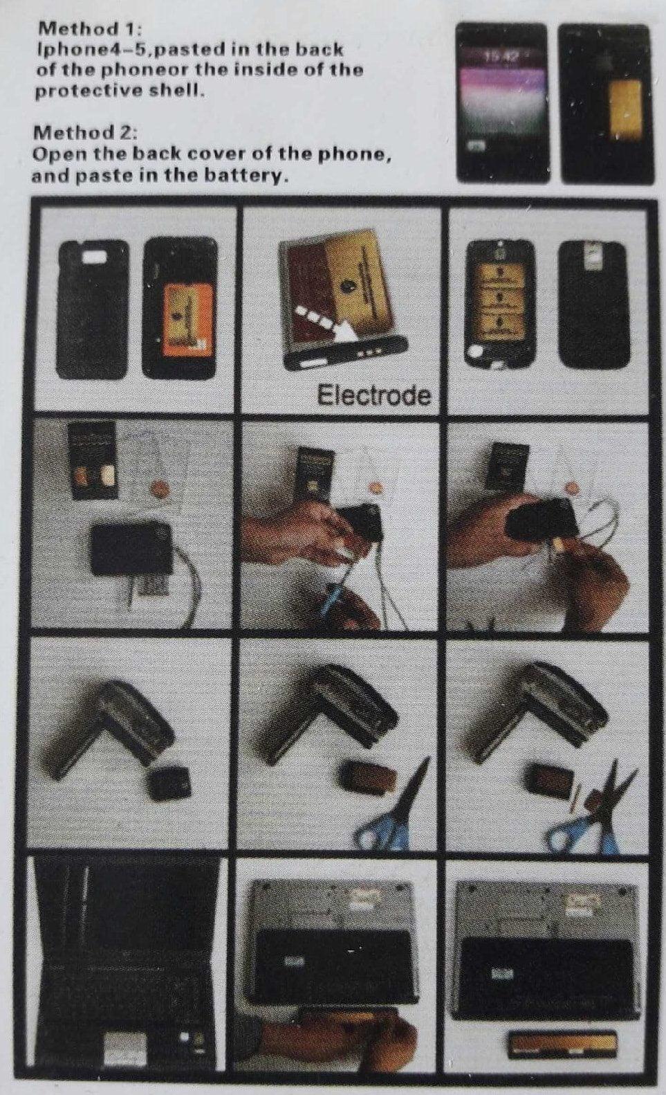 Neutralizator promieniowania elektromagnetycznego