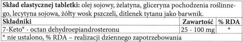 7-keto_metabolit_DHEA-sklad