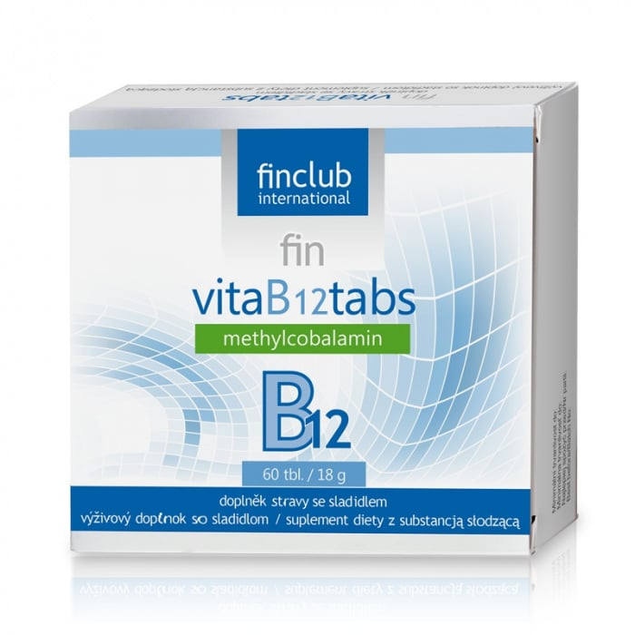 Fin VitaB12tabs